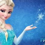 Frozen Elsa Puzzle
