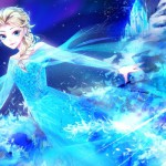 Beautiful Elsa – frozen
