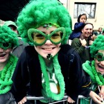 St. Patrick's Day kids